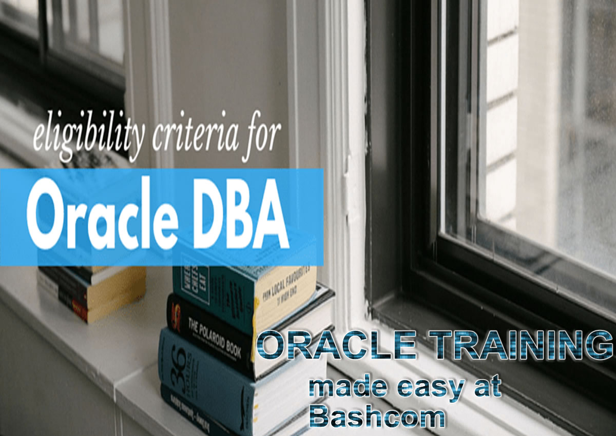 Oracle Database Management – bashcomtech